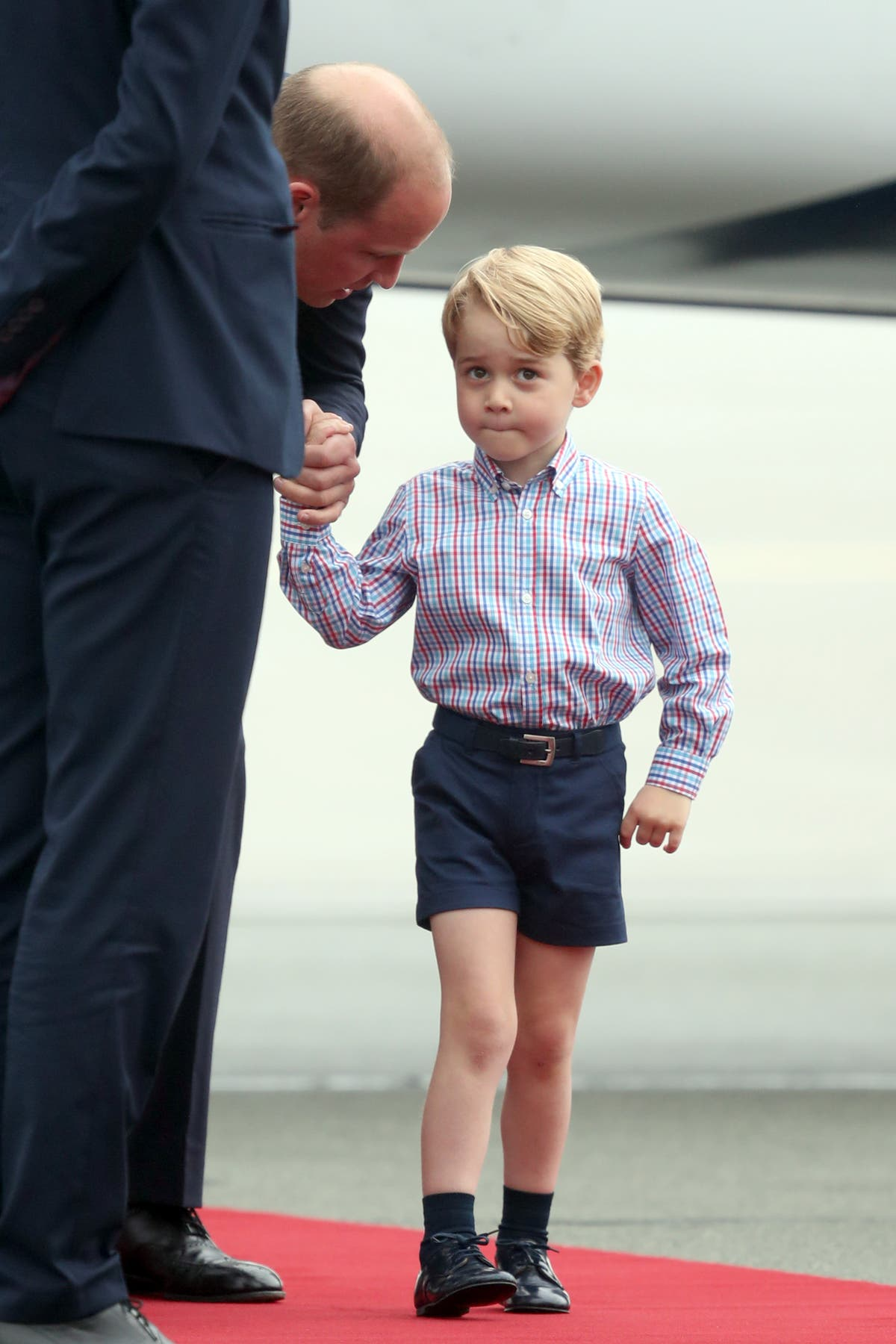 Prince George turns 8: His best fashion moments