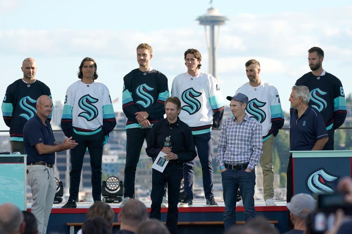Seattle Kraken sets first roster, will open season at Vegas