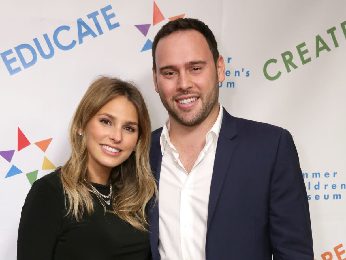 Scooter Braun files for divorce from wife Yael Cohen
