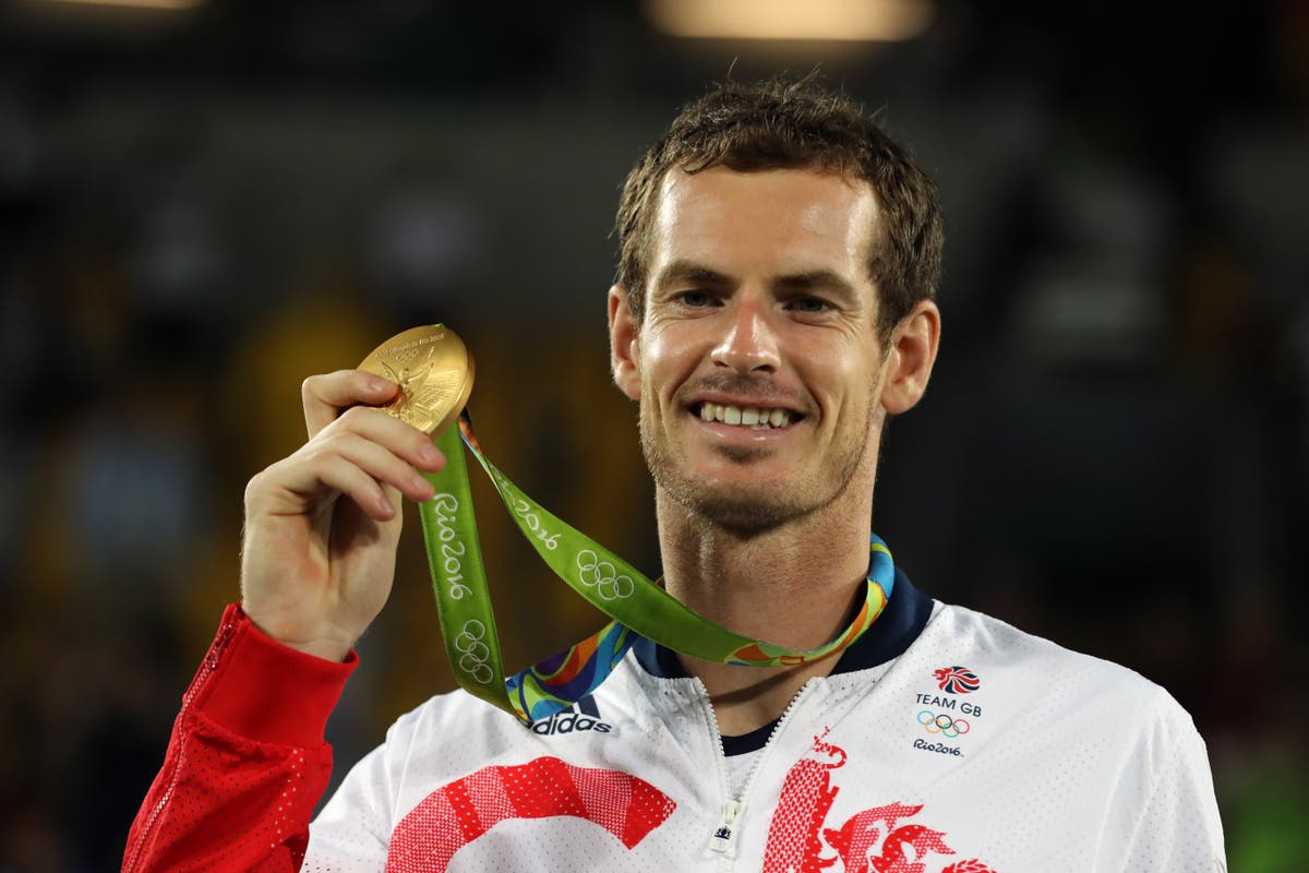Andy Murray's post-Wimbledon chat with daughter provides boost ahead of Olympics