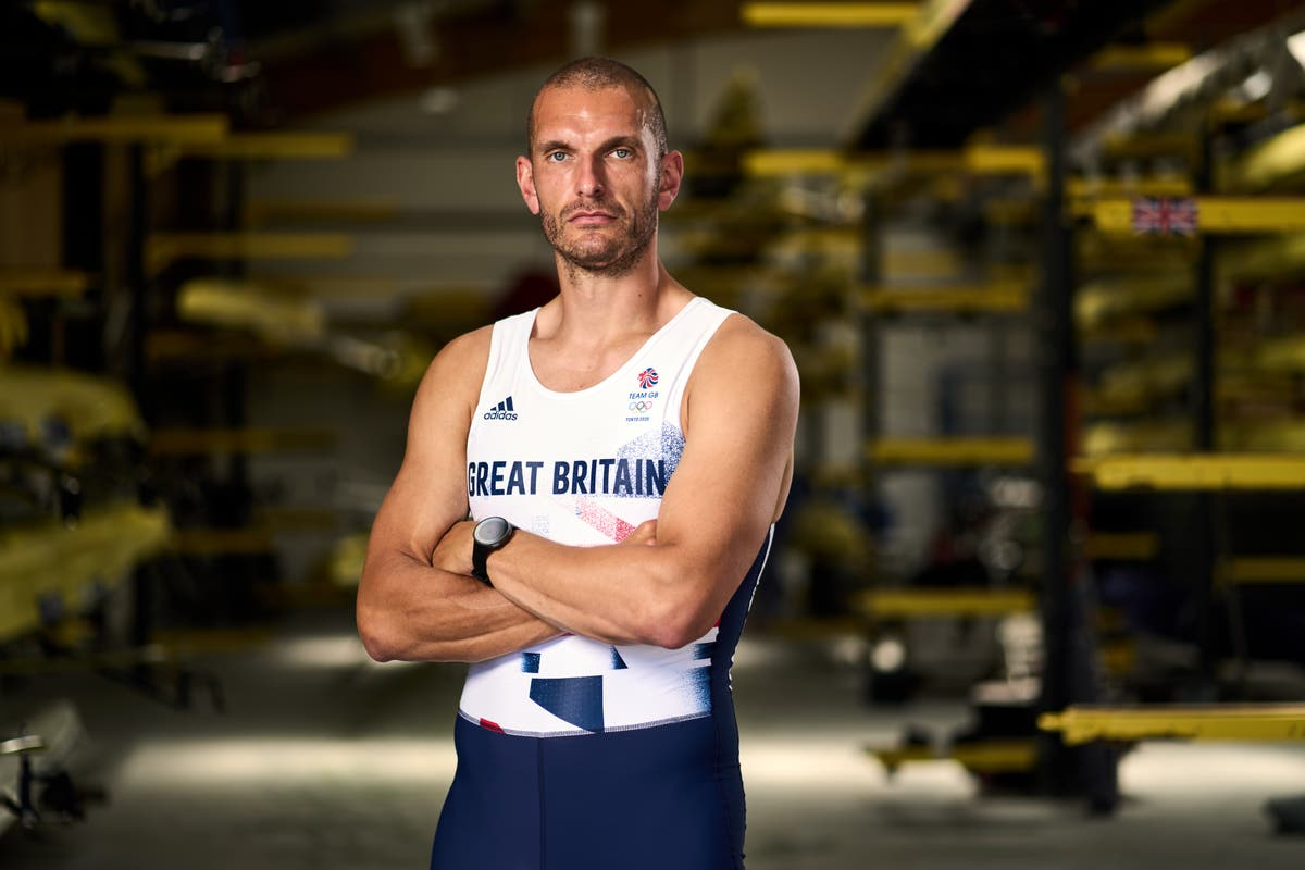 Mohamed Sbihi hopes his GB flag bearer selection inspires young Muslims