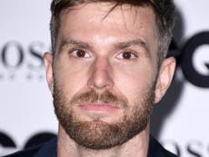 Joel Dommett says he was left 'traumatised' after watching burglar break into and ransack home