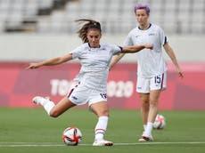 Who is Alex Morgan? The prolific Team USA striker eyeing gold in Tokyo