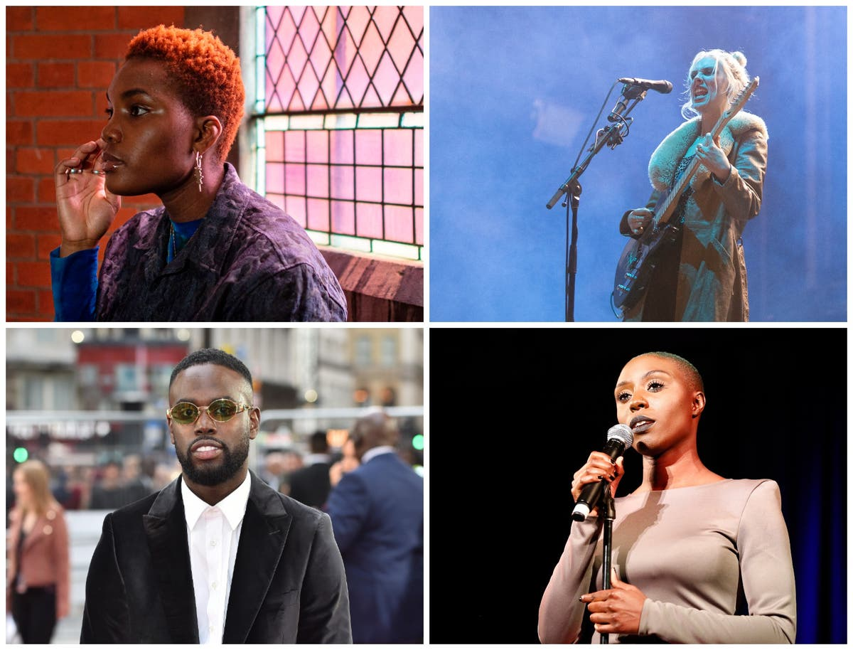 Mercury Prize celebrates debuts and rock bands on 2021 shortlist