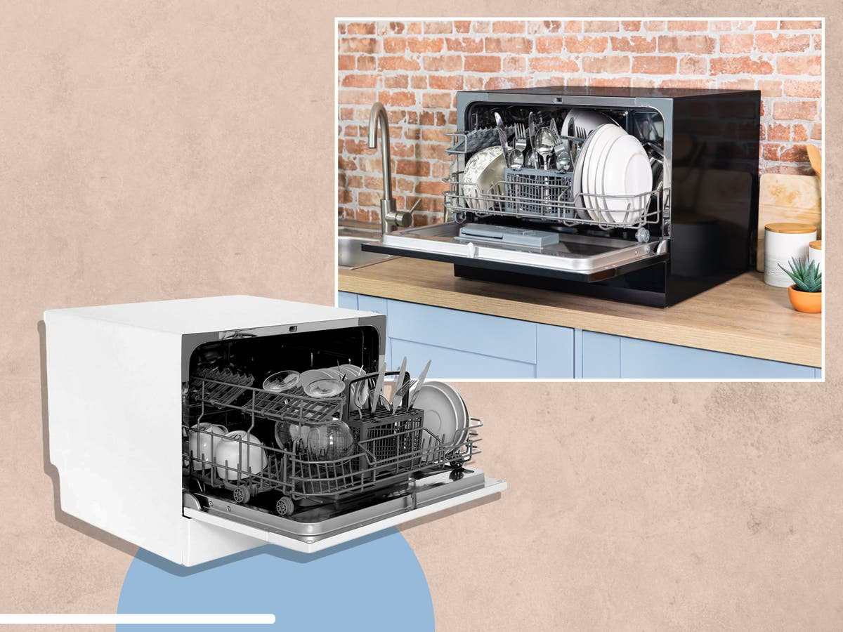 6 best tabletop dishwashers for squeaky clean plates in small spaces