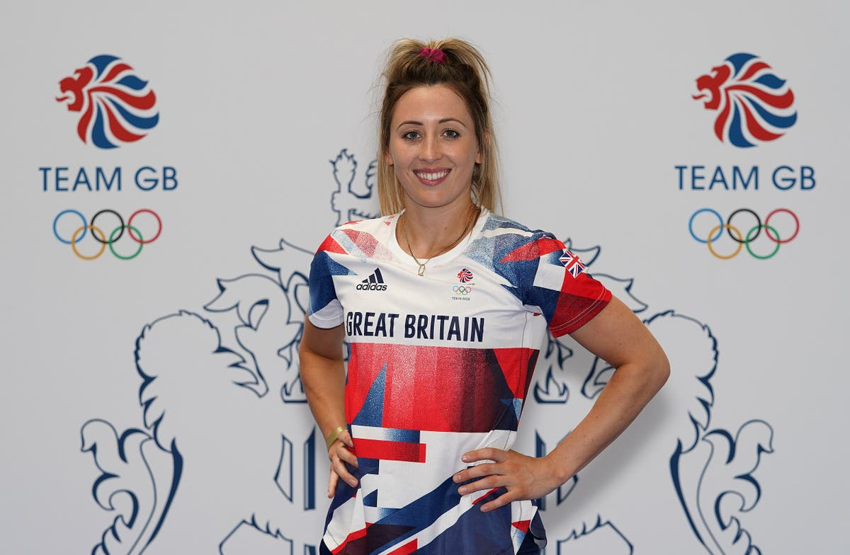 Jade Jones feels 'lucky' to have the chance to go for an Olympic golds hat-trick