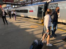 Avoid weekends for rail travel this summer, train operators urge