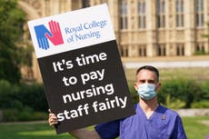 We should strike to save the NHS – it's the only way to head off an exodus