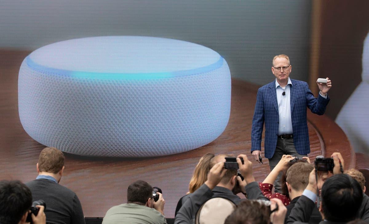 Amazon finally gives Alexa a masculine-sounding voice