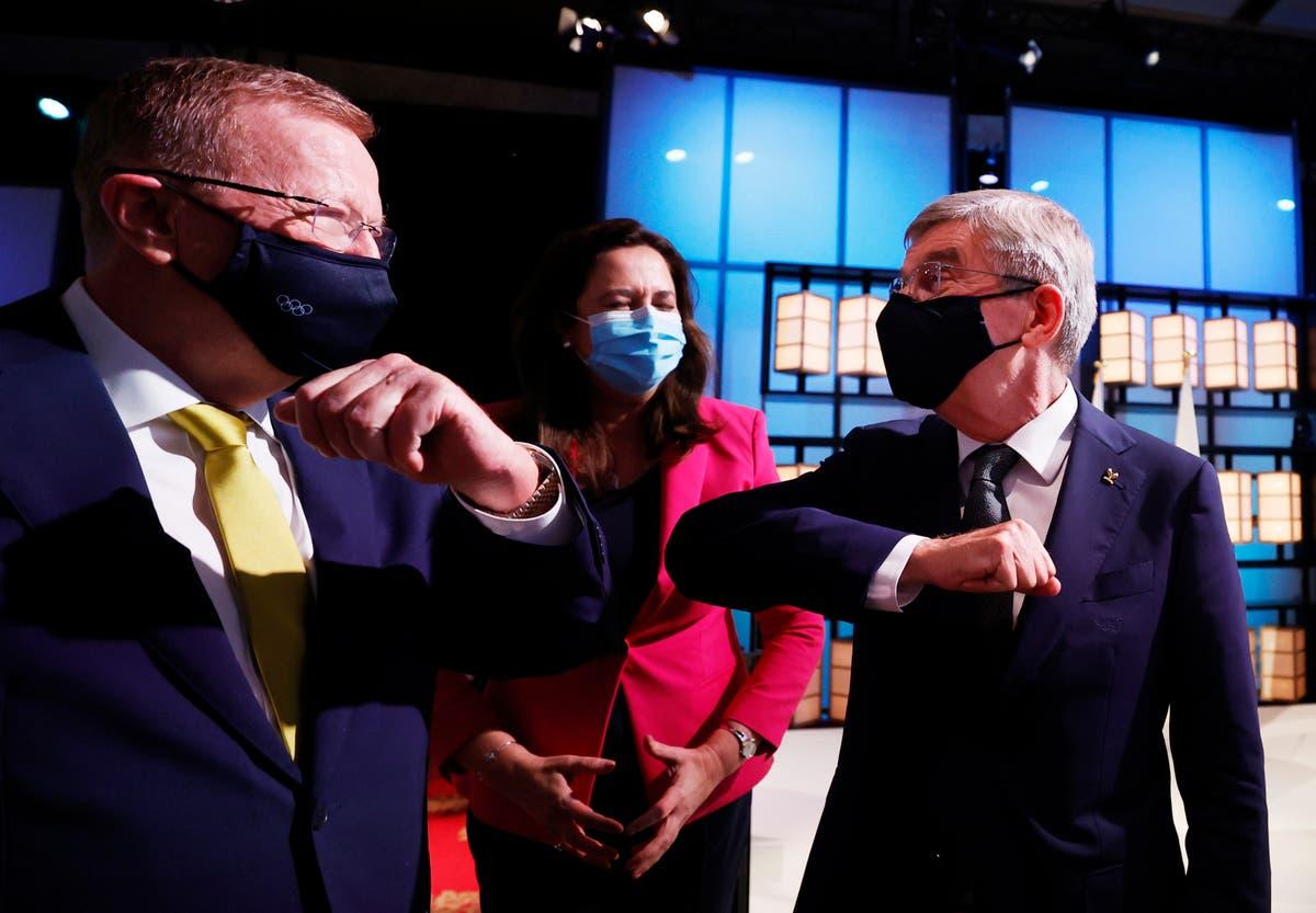 Australia's Olympic chief John Coates denies bullying Queensland premier