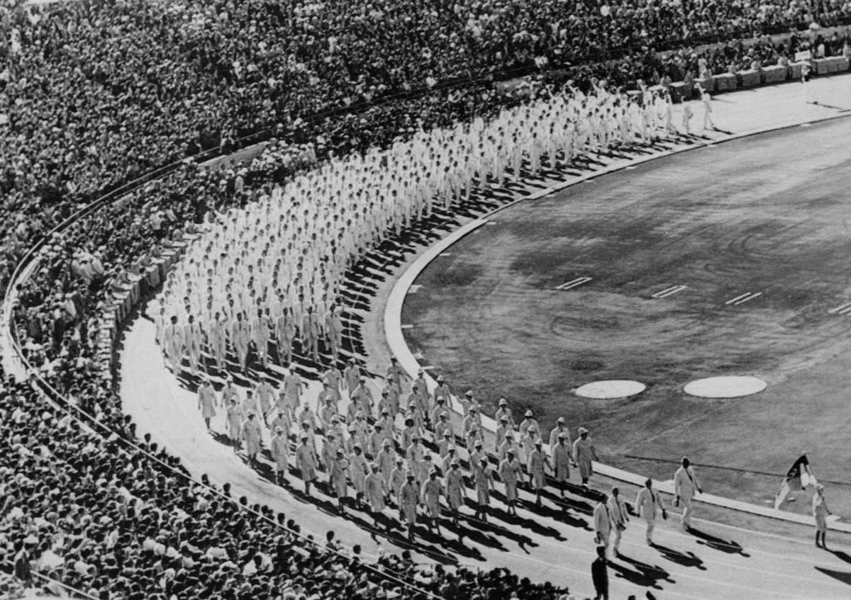 观点: 将今天的悲喜剧与 1964 东京奥运会