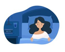Often find yourself awake at 3am? Here's how to get back to sleep