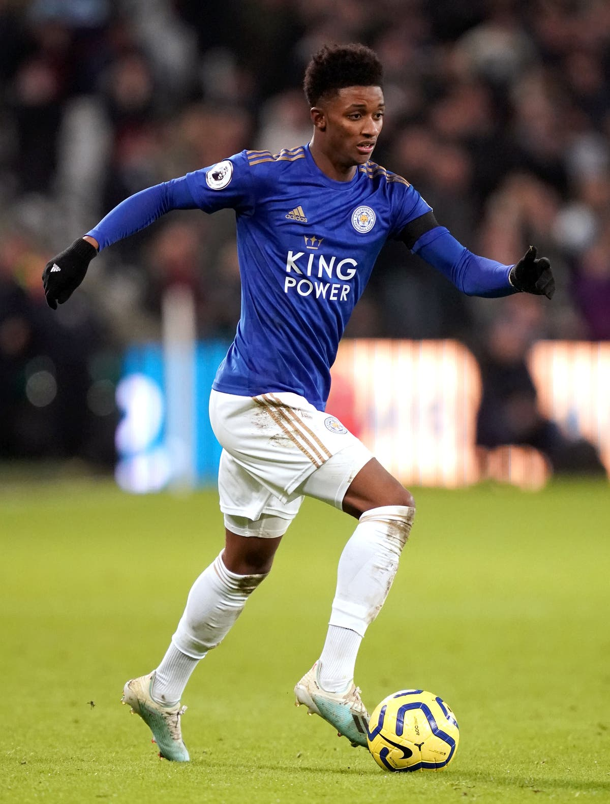 New signing Demarai Gray vows to help get Everton 'right up there'