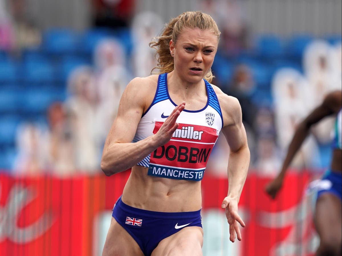 Beth Dobbin relishing unexpected chance to be an Olympian