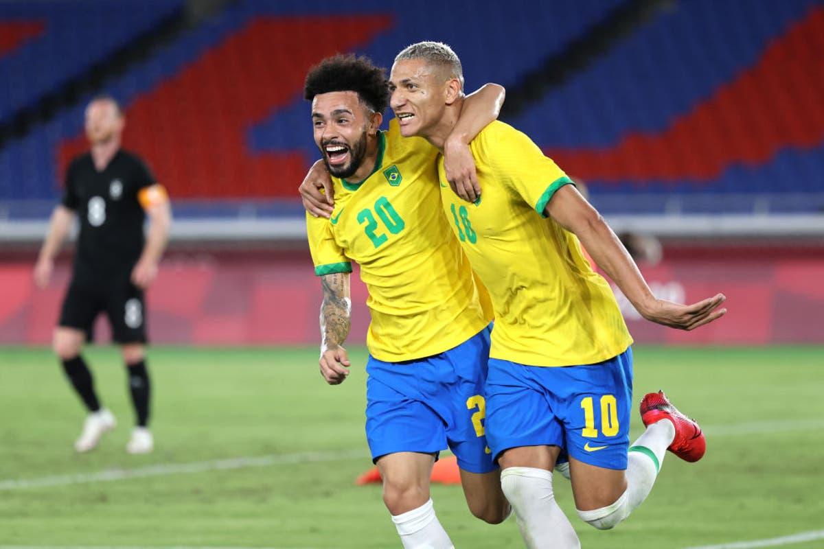 Brazil vs Germany LIVE: Mais recentes 2020 Olympics updates