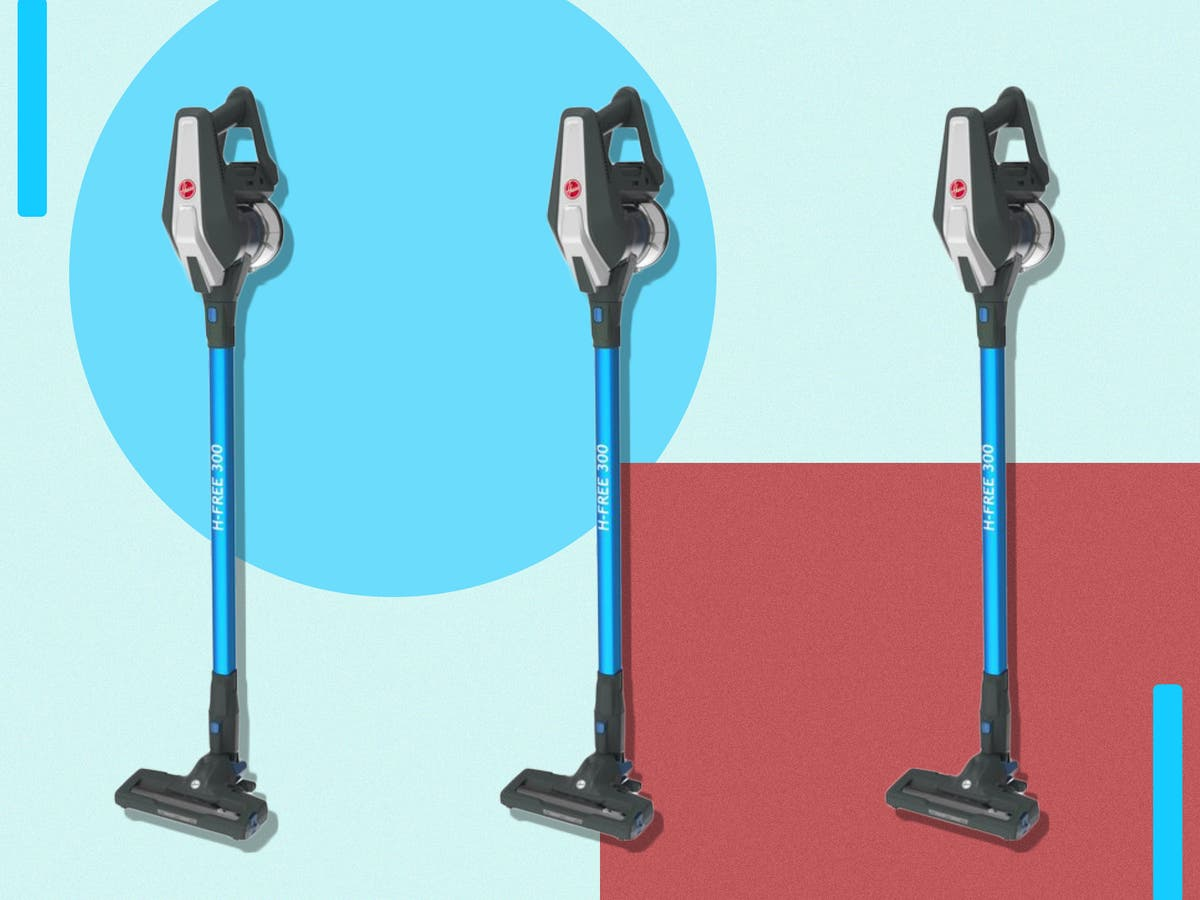 My moulting cat was no match for Hoover's H-Free 300 pets cordless vacuum