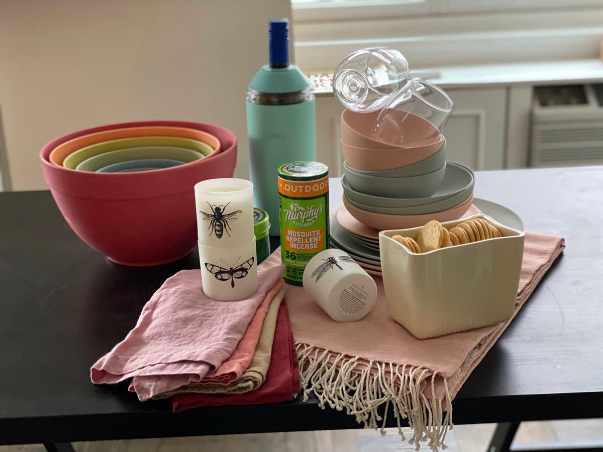 KitchenSmarts: A summer refresh for the al fresco tabletop