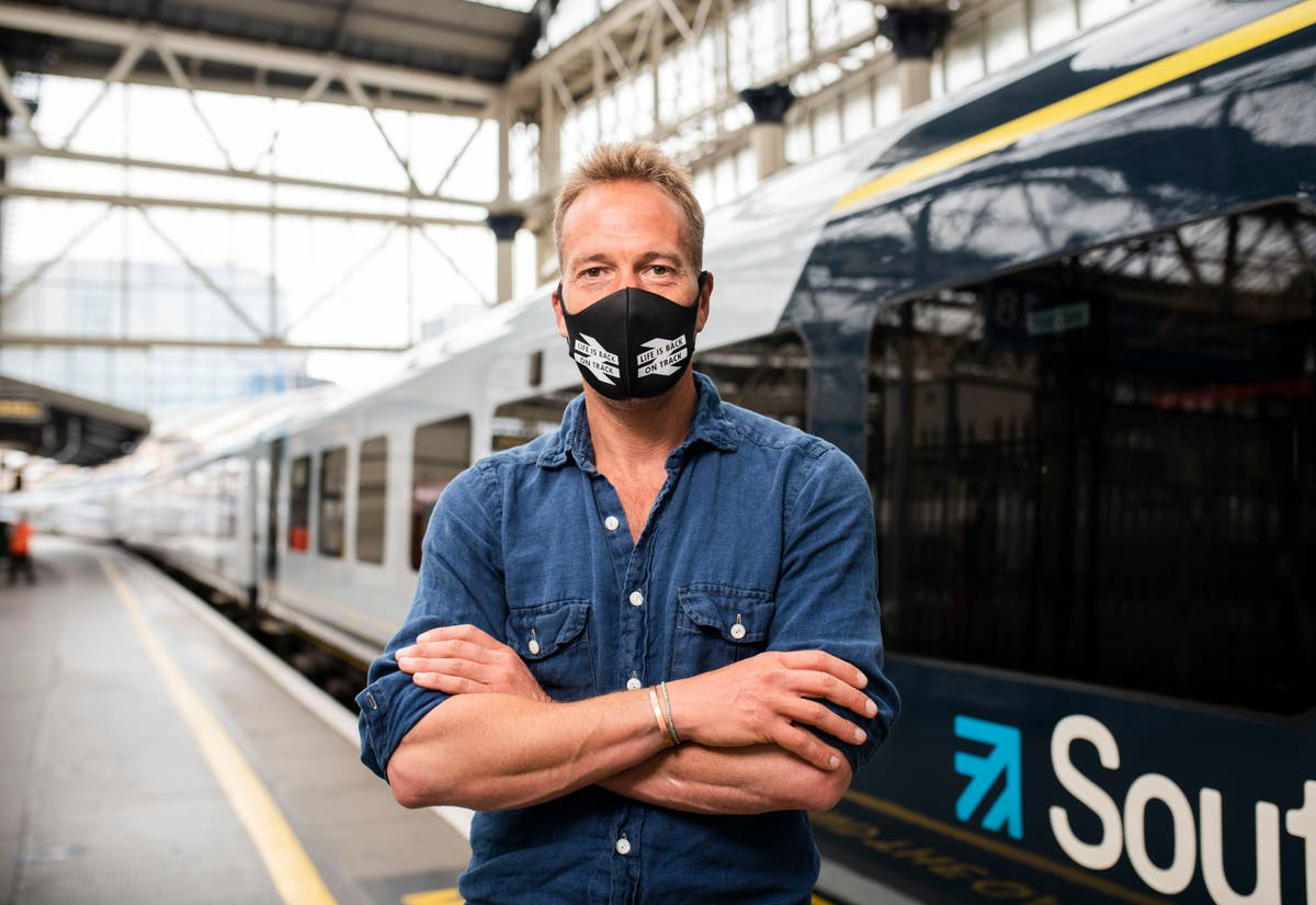 Adventurer Ben Fogle explains why he's on track for a British staycation summer