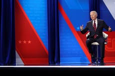 Biden says eliminating filibuster could 'throw the entire Congress into chaos'