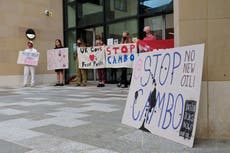 Stop Cambo oil field or we'll see you in court, Greenpeace warns government