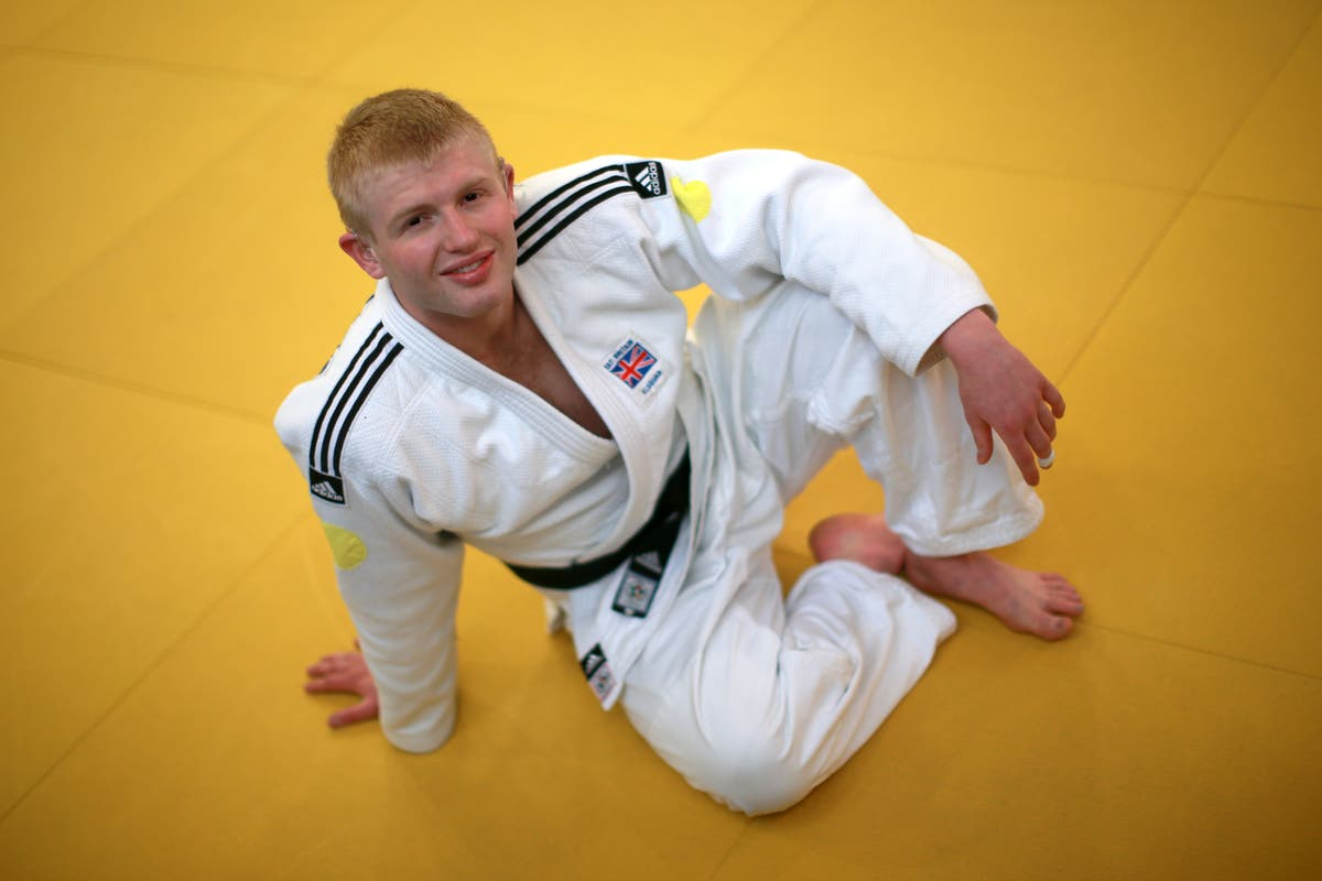 Chris Skelley says judo was 'shining light' amid deterioration of his eyesight