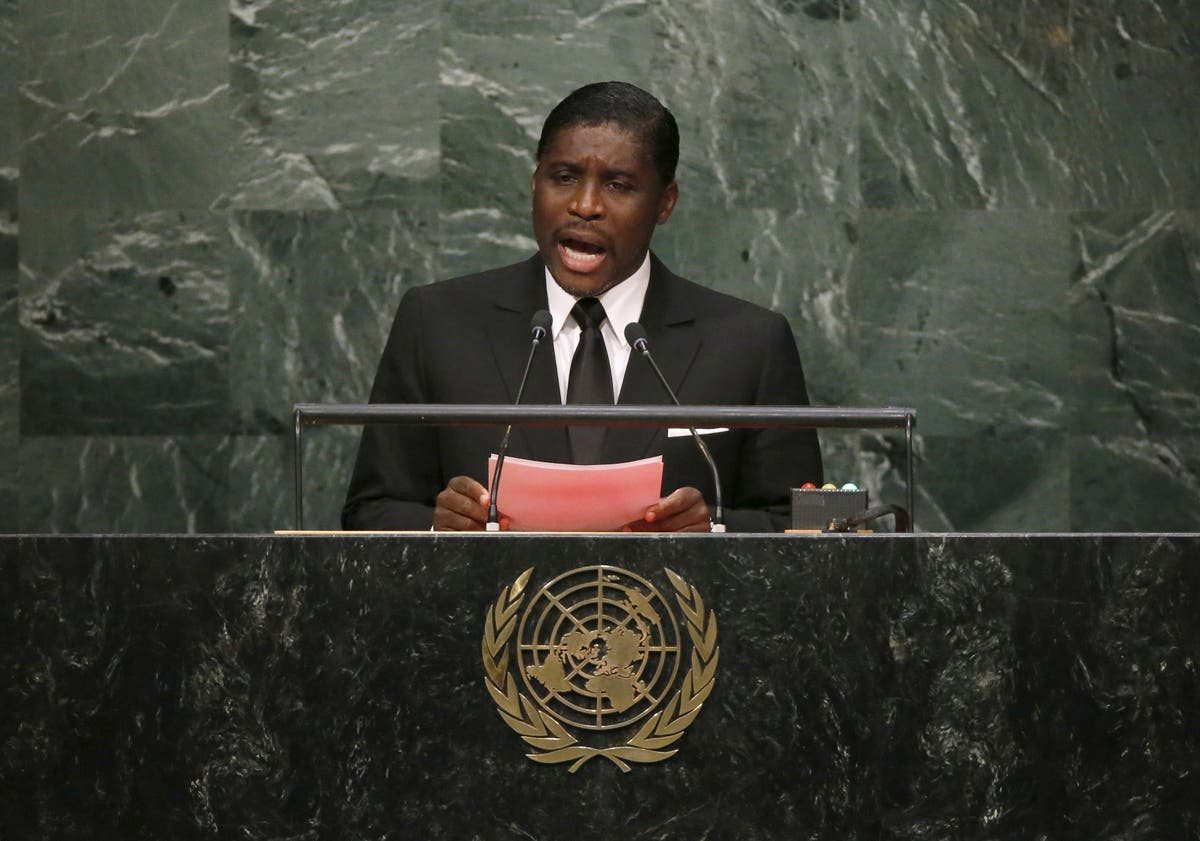 That's bad! UK sanctions Equatorial Guinea leader's son who spent aid on Michael Jackson glove