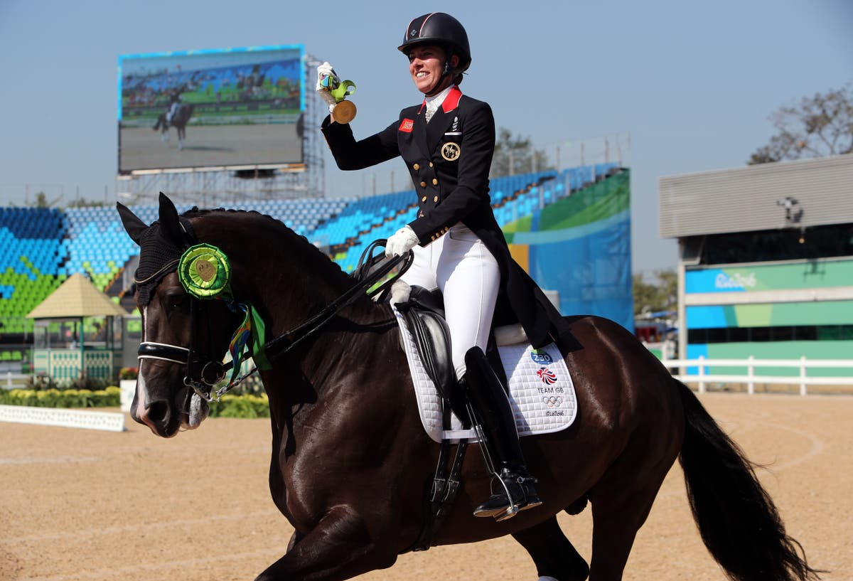 Charlotte Dujardin insists she 'won't go down without a fight' at Tokyo Olympics