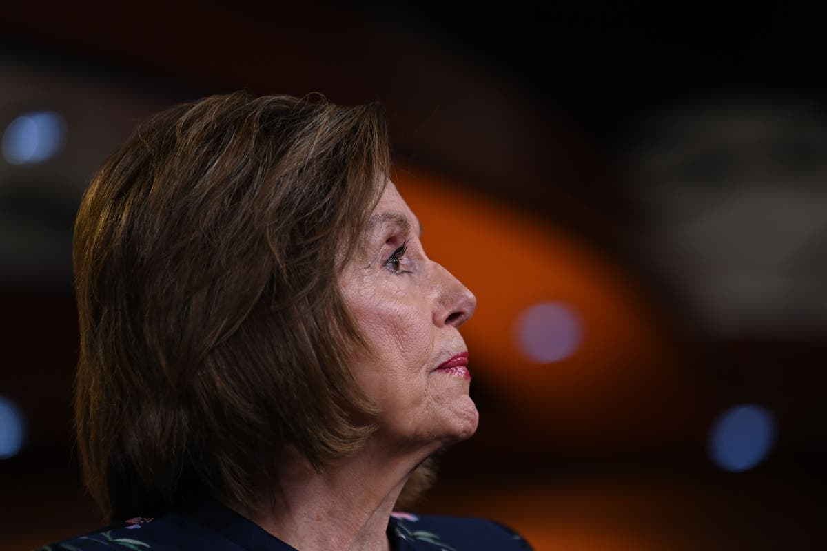 Nancy Pelosi is being held responsible for the actions of Republican men — and not just by the GOP | Kathleen Walsh