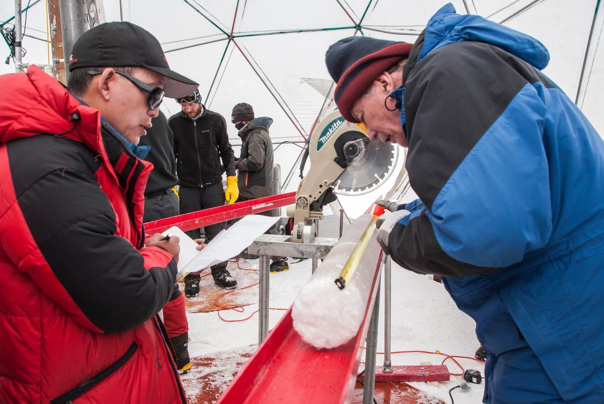 Viruses over 15,000 years old found in melting Tibetan glacier