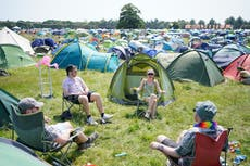 Back to festivals or outdoor family holidays? Tips for surviving your first camping trip this summer