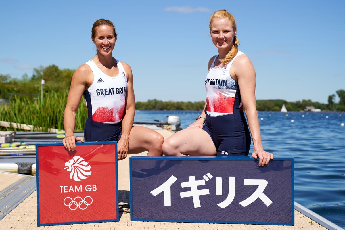 Polly Swann plotting fairy tale Tokyo finish to her reunion with Helen Glover