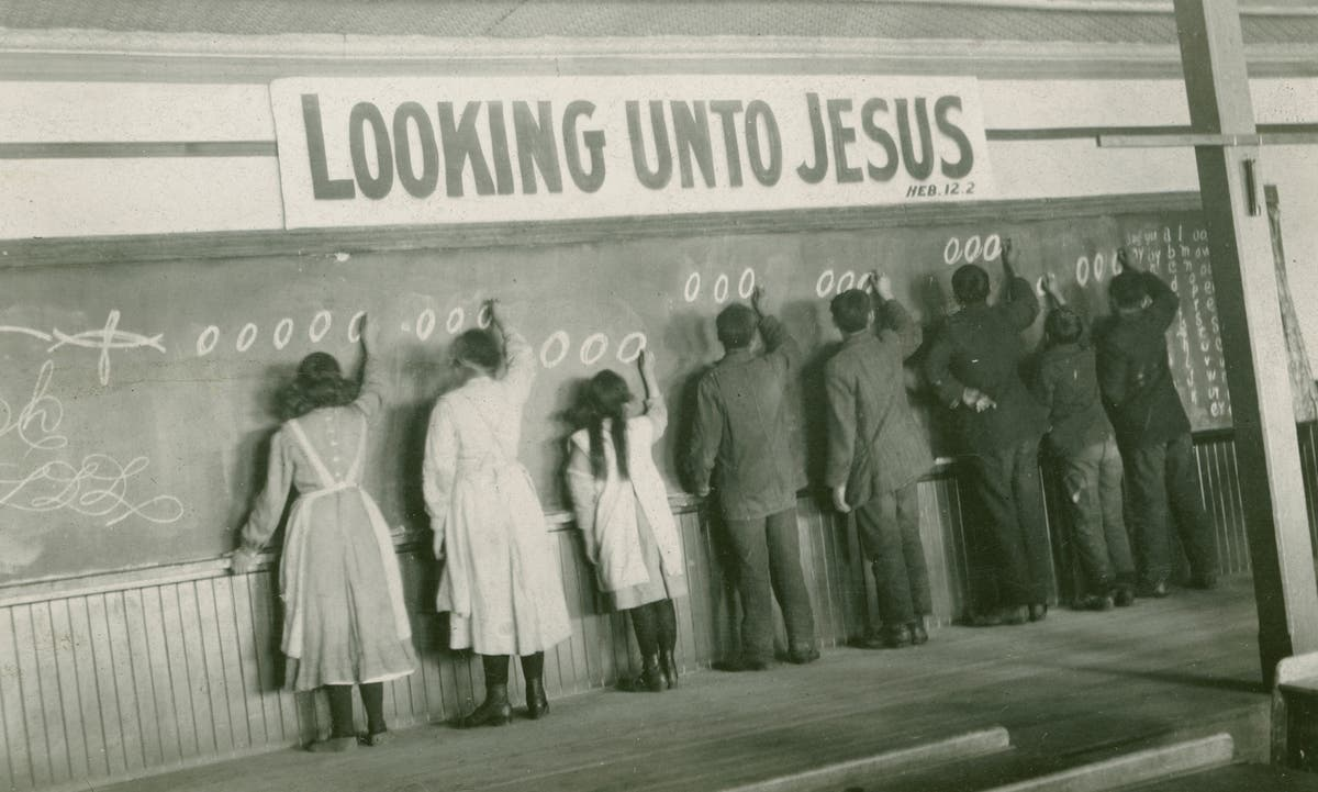 US churches reckon with traumatic legacy of Native schools