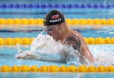 Tokio 2020: When is Adam Peaty competing in swimming for Team GB?