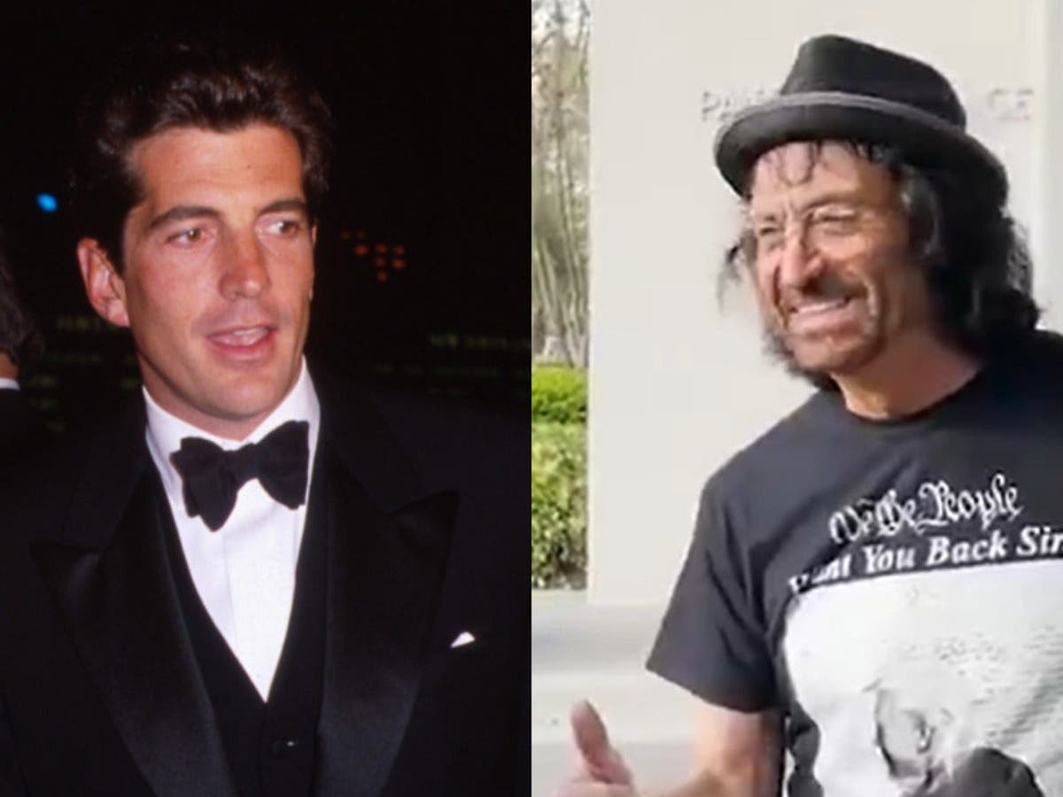 Why some QAnon believers think JFK Jr is still alive – and about to become vice president