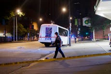 Chicago reels as at least three mass shootings reported within six hours
