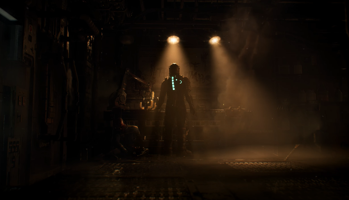 New Dead Space remake for next-gen and PC has first trailer