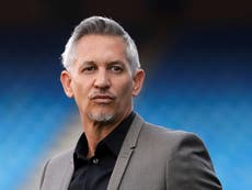 Gary Lineker to host ITV game show called Sitting On A Fortune