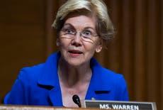 Elizabeth Warren calls on Biden to cancel $50k of student debt to 'transform entire generation'