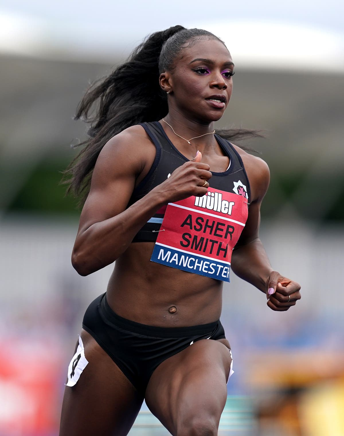 Dina Asher-Smith thinks Olympics protest ban would have caused IOC embarrassment
