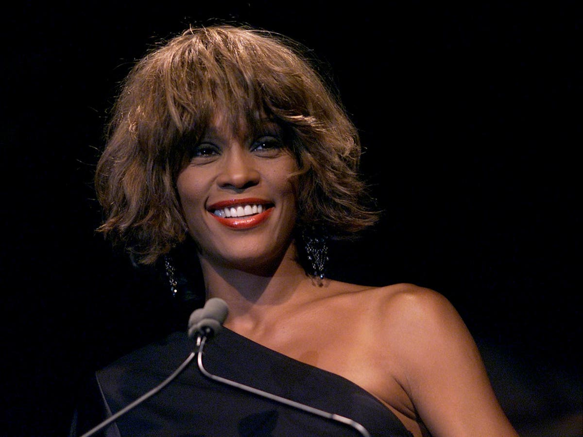 A Whitney Houston hologram will perform in Las Vegas