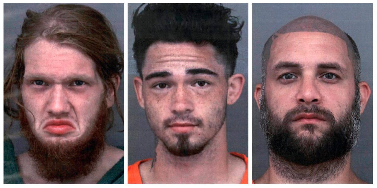 Ranger: 3 charged in 4 Texas killings planned to steal gun