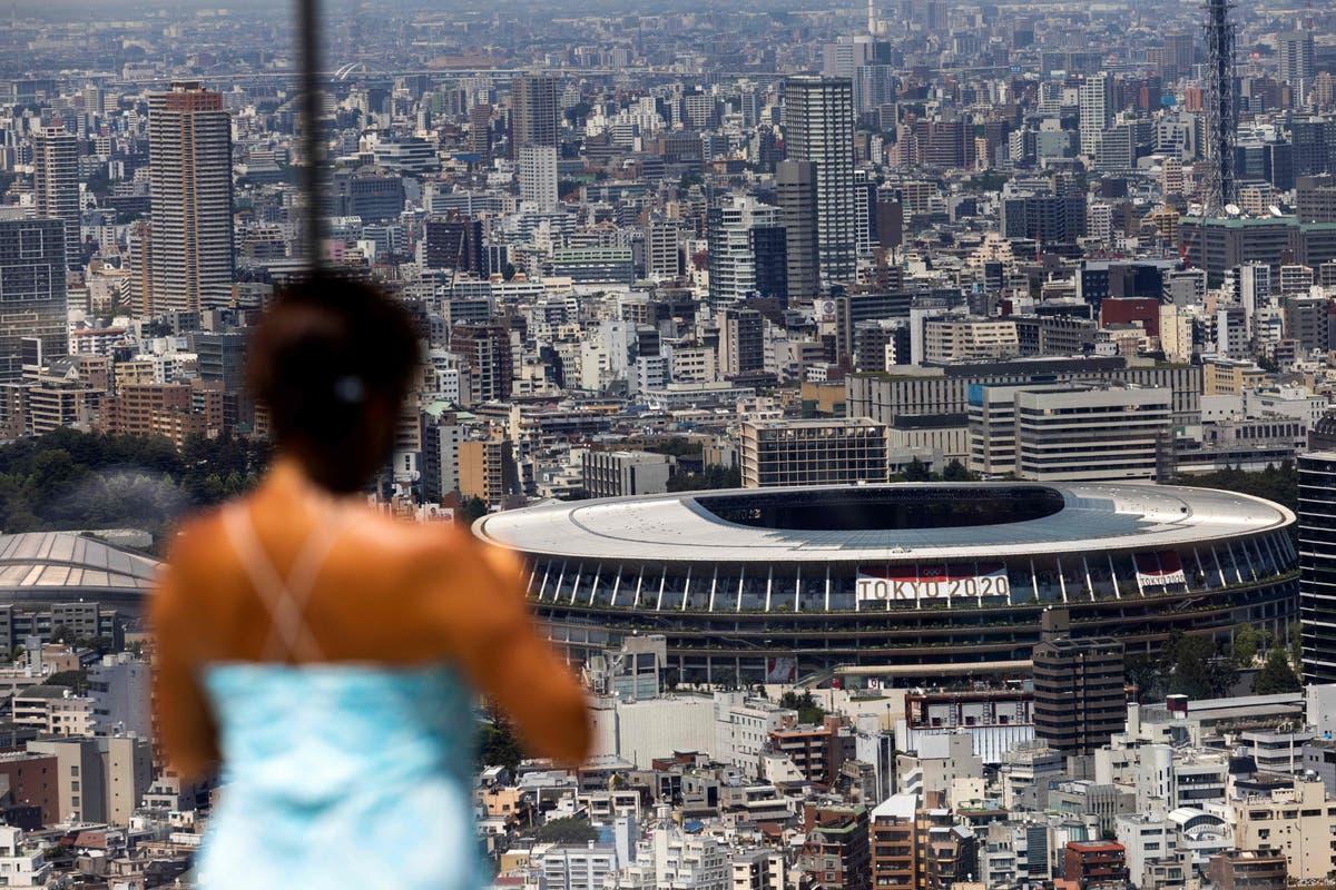 Mohamed Sbihi Team GB's first Muslim flagbearer - volg die Olimpiese Spele in Tokio regstreeks