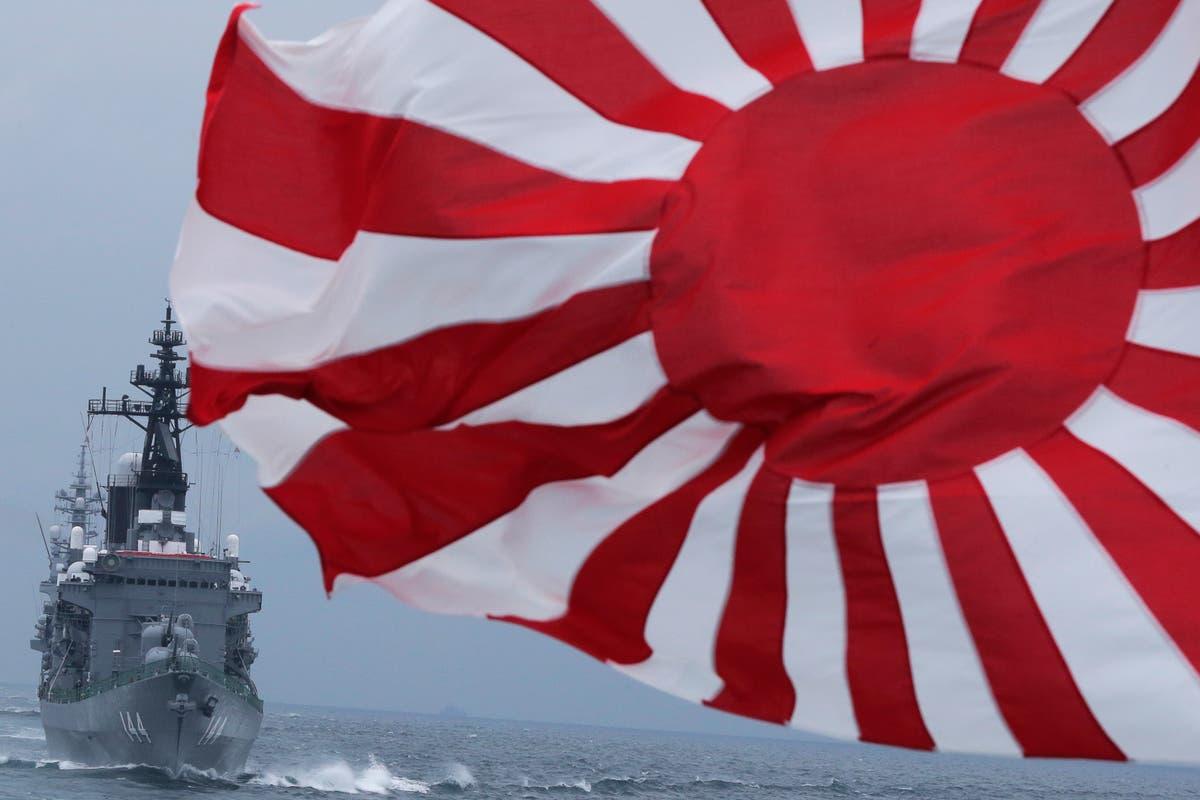EXPLICADOR: Why Japan 'rising sun' flag provokes Olympic ire
