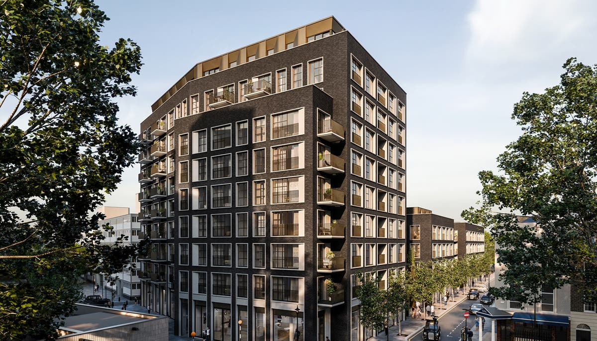 Ted Baker quits Ugly Brown Building HQ for Gorgeous Brown Building