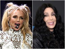 Britney Spears and Cher declare plans to fly to St Tropez and eat ice cream together