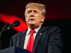 """Trump ataca relatórios que pressionou o DOJ a chamar a eleição de """"corrupta"""""""