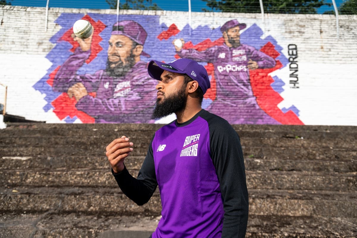 Adil Rashid looking forward to coming up against Jonny Bairstow in The Hundred
