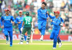 First-pick Rashid Khan proud to be flying flag for Afghanistan in The Hundred