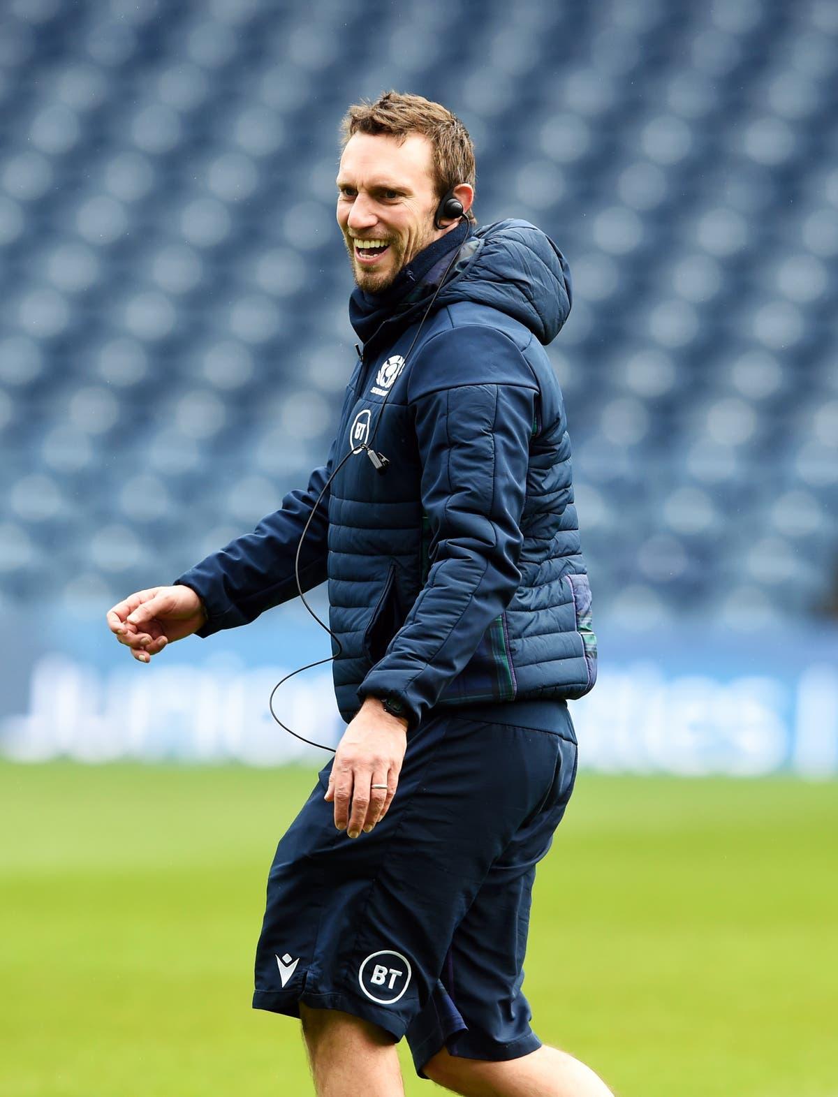 Edinburgh appoint Mike Blair as head coach
