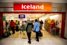 Iceland boss fears Brexit-linked supply chain chaos could 'cancel' Christmas